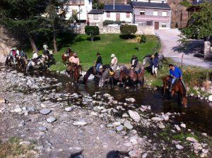 Santiago a caballo