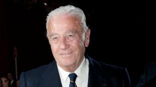 El ganadero Miguel Ángel Cárdenas.