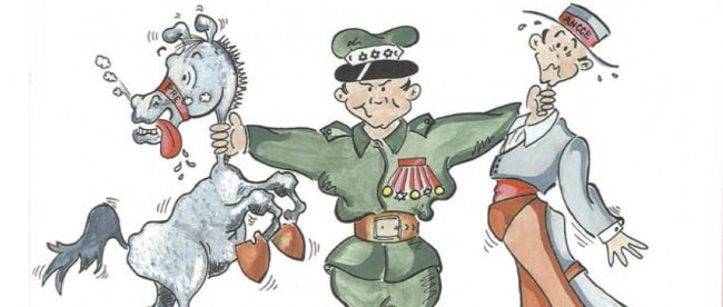 En la portada de primavera de 1997 de la revista El Caballo Español también se puede leer: