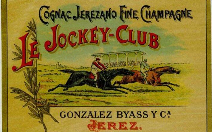 Etiquetas expuestas en el Museo de Etiquetas de vino Antiguas de Jerez y publicadas en los blogs Gente del Puerto y Desde el Templo del Lucero.