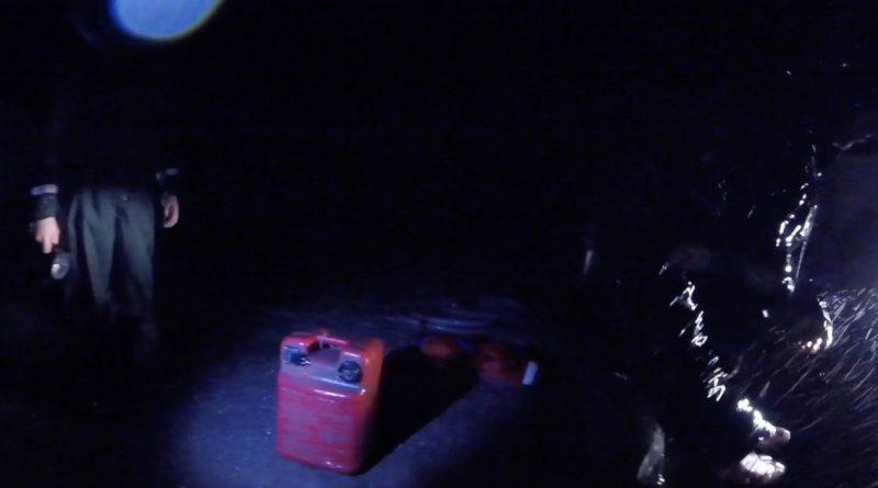 Fotograma del vídeo de la Operación Certif que se puede ver en este reportaje.