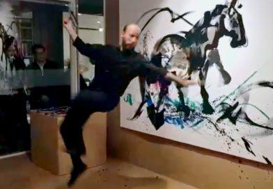 El taichí de César Figueroa es un duelo con el arte ecuestre