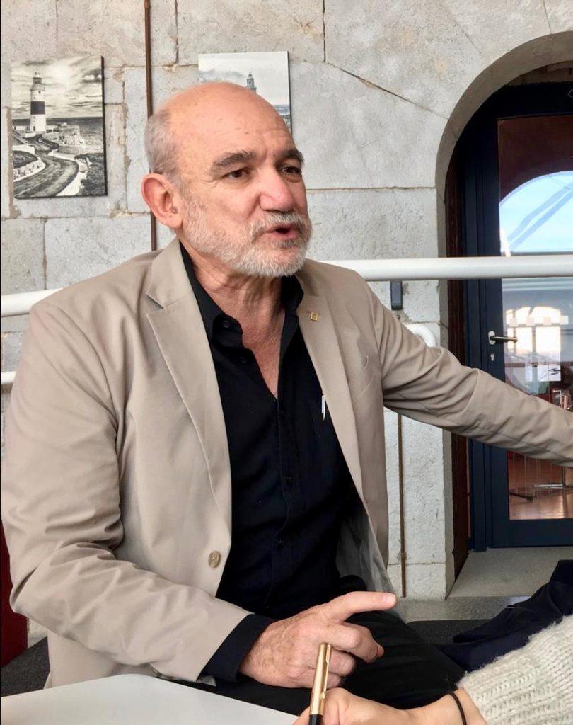 El reconocido científico mexicano Rodrigo Medellín en esta entrevista realizada durante las VII Jornadas Secemu que se han celebrado en la Universidad de Gibraltar.